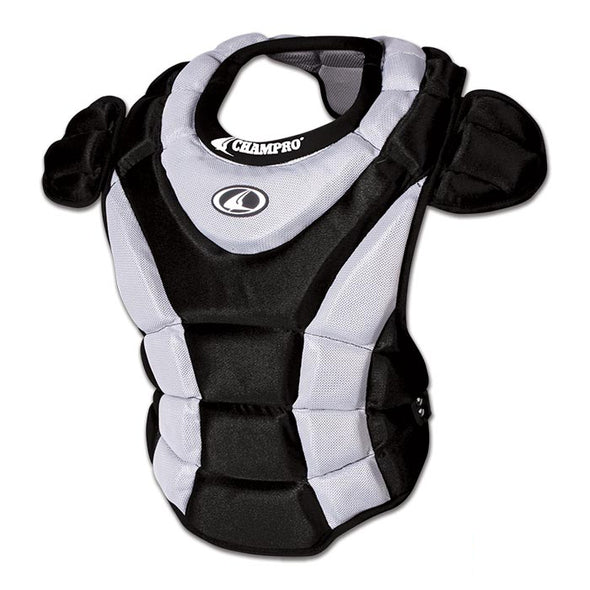 "Champro Girls Chest Protector 15"" Length - Black"