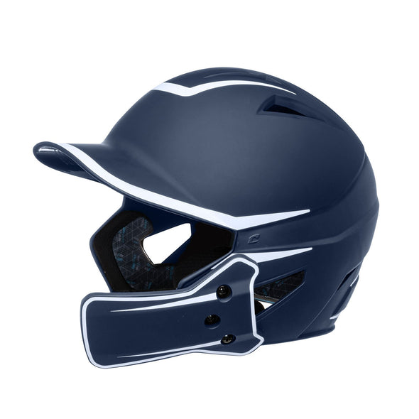Champro HX Legend Plus Batting Helmet - Navy