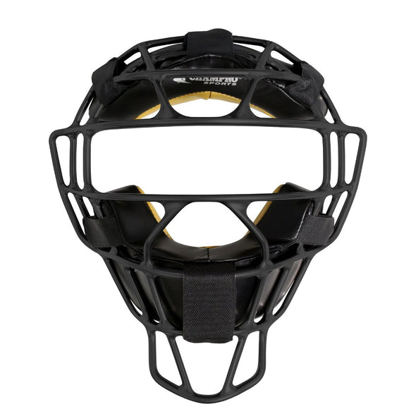Champro Rampage Umpire Mask With Bio-Fresh Pads - Black
