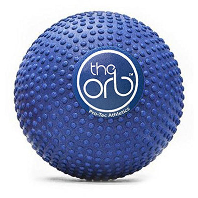"Pro-Tec The Orb 5"" Deep Tissue Massage Ball - Blue"