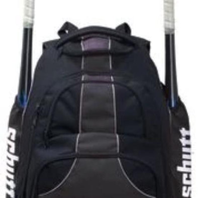 Schutt Large Plus Travel Bat Pack-Black