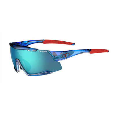 Tifosi Aethon Sunglasses Crystal Blue