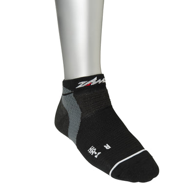 Zamst HA-1 Run Socks Black