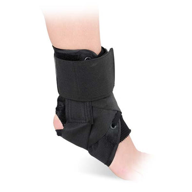 Advanced Orthopaedics Canvas Lace-Up Ankle Brace