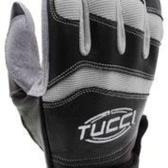 Tucci T/50 Batters Gloves-white