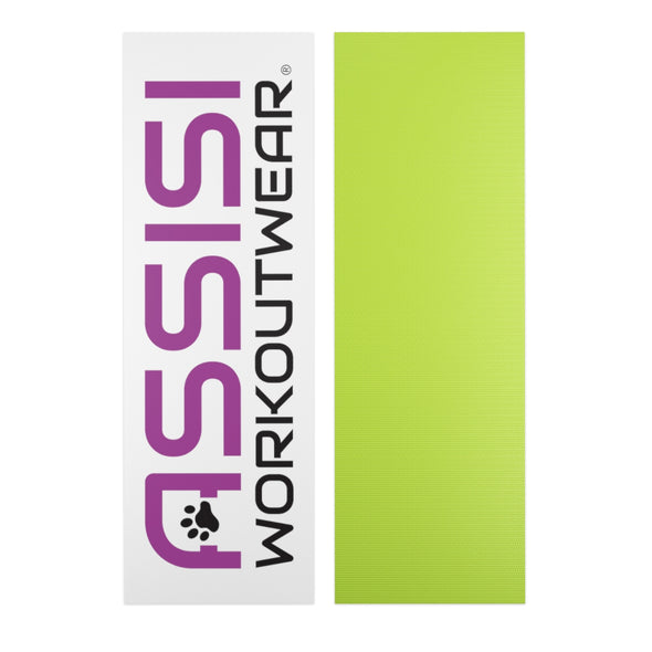 Home Goods | ASSISI Logo | Yoga mat