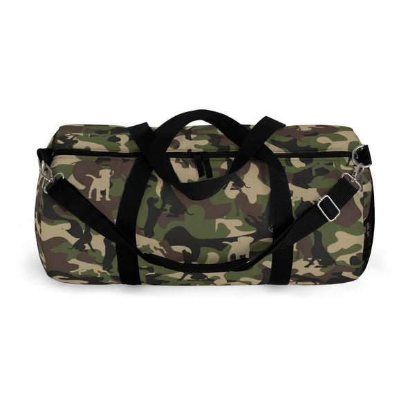 Gym Bag|Camo Doggies