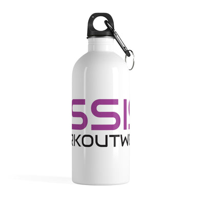 Water Bottle Stainless Steel | Logo