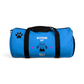 Gym Bag| Kitten My Swole On!