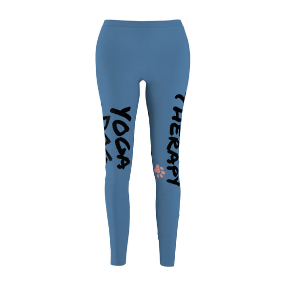 Women's Casual Leggings| Yoga Dog Therapy
