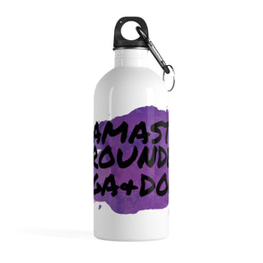 Water Bottle Stainless Steel| Namaste