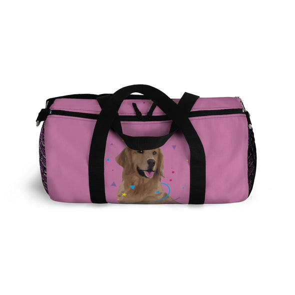Gym Bag| Golden Retriever