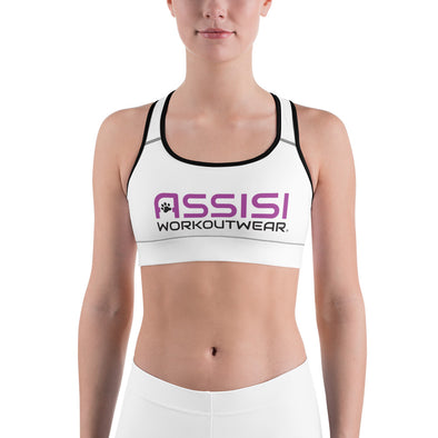 Assisi Logo|Sports bra