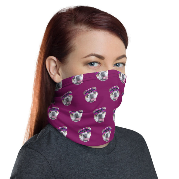 Bulldog Love|Neck Gaiter