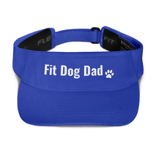Fit Dog Dad|Visor