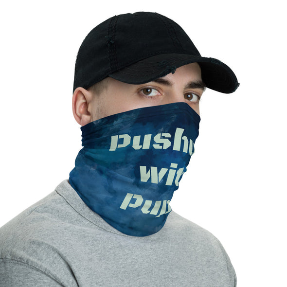 Pushups with Pups| Neck Gaiter