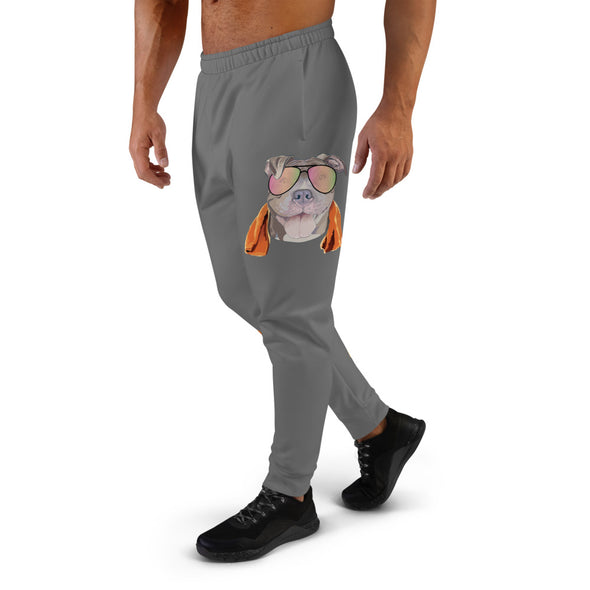 Pittie| Men's Joggers