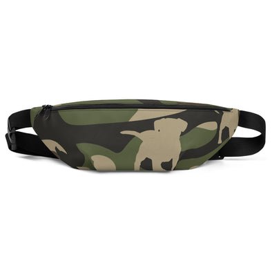 Camo Doggies|Fanny Pack