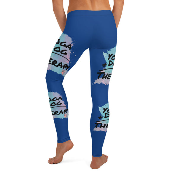 Yoga Dog Therapy|Leggings