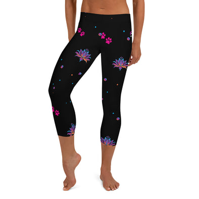 Lotus Love & Paws| Leggings