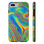 Color Swirl iPhone Case w/Tri-Shield Technology - Hue Forever