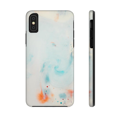 Painted Mistake iPhone Case w/ Tri-Shield Technology - Hue Forever