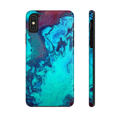 Mystic Mix iPhone Case w/ Triple Shield Technology