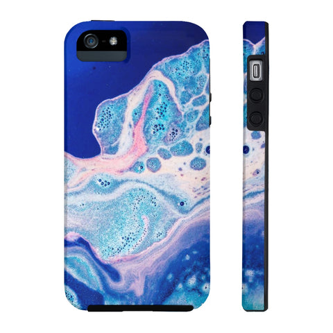 Washy Marble iPhone Case w/Tri-Shield Technology - Hue Forever