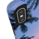 Palmy Day iPhone Case w/ Tri-shield Technology - Hue Forever