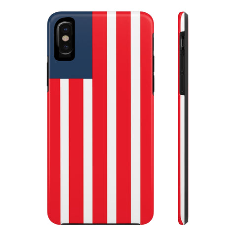 American Pride iPhone Case w/ Tri-Shield Technology - Hue Forever
