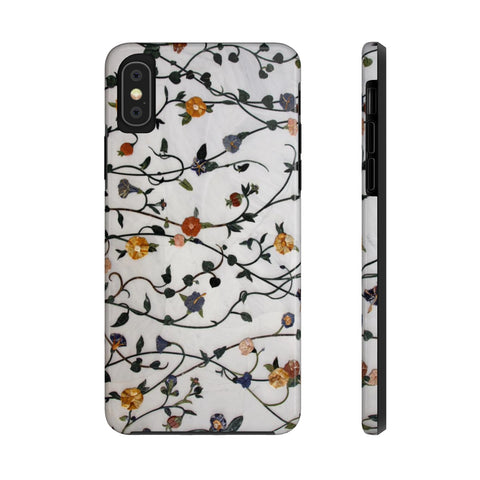 Floral Vines iPhone Case w/ Tri-Shield Technology - Hue Forever
