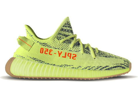 Adidas Yeezy Boost 350 V2 Semi Frozen Yellow - MajorBoss.com