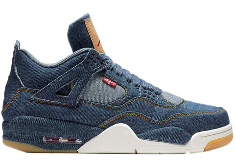 Air Jordan 4 Retro Levi's Denim - MajorBoss.com