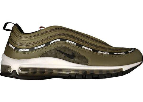 Undefeated X Nike Air Mx 97 Olive