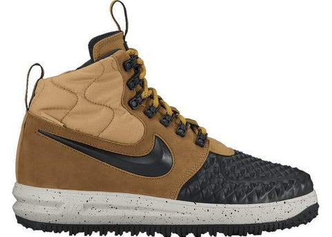 Nike Lunar force 1 DuckBoot Black Tan