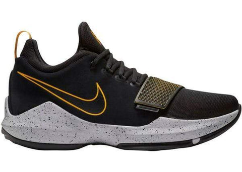 Nike PG 1 Black University Gold