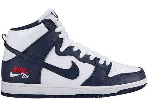 Nike SB Dunk High Pro Dream Team 92 Obsidian