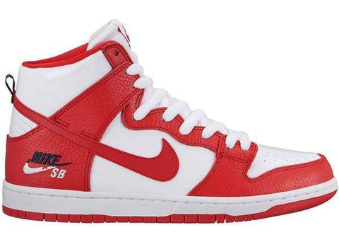 Nike SB Dunk High Pro Dream Team 92 University Red
