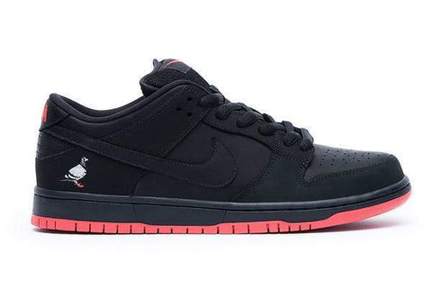 Nike SB Dunk Low Pigeon Black