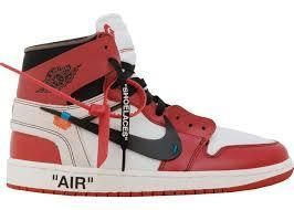 Air Jordan 1 Retro High Off-White Chicago - MajorBoss.com