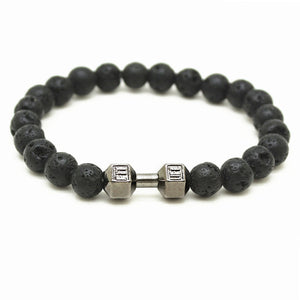 """Dumbbell"" Braceletet - MajorBoss.com"
