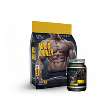 Testo Muscle Mass Gainer Pack