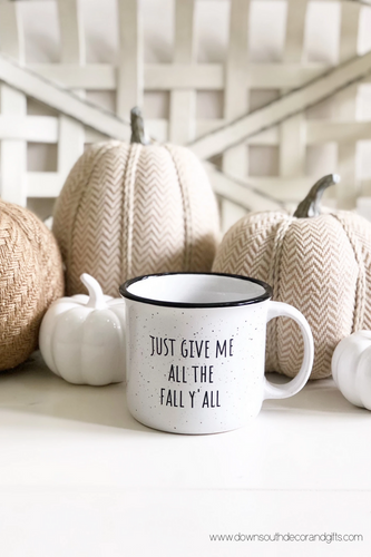 all the fall y'all mug