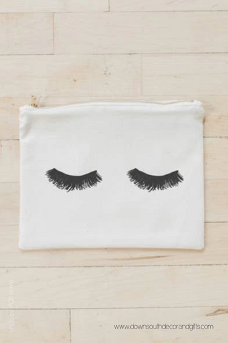 eyelash cosmetic bag