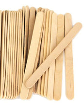"Perfect Stix 4.5"" Craft Sticks/Ice Cream Sticks/Natural Wood - Box of 1,000ct"