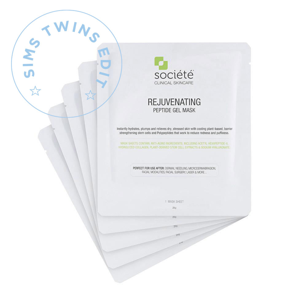 Rejuvenating Peptide Sheet Mask
