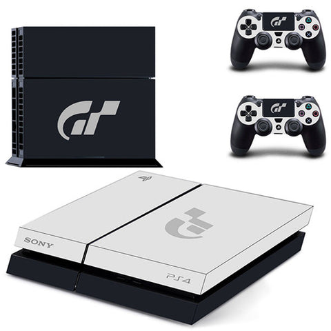 Destiny 2 PS4 Slim Console Skin With 2 Controller Skins