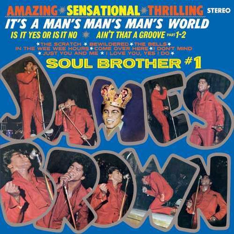 James Brown - It's A Man's Man's Man's World