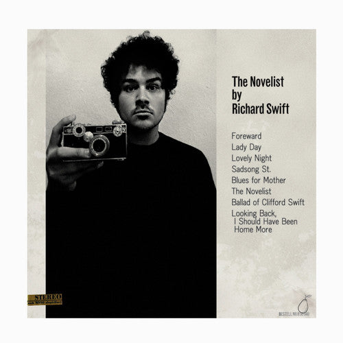 Richard Swift - Novelist/Walking Without Effort