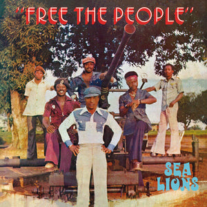 The Sea Lions - Free the People
